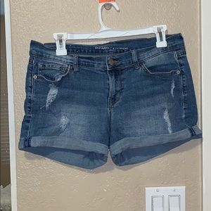 Old Navy Boyfriend Jean Shorts